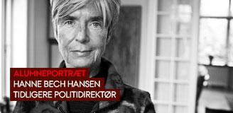 Hanne Bech Hansen, tidligere politidirektør