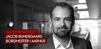 Jacob Bundsgaard, borgmester i Aarhus