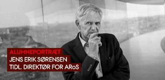 Jens Erik Sørensen, tidl. direktør for Aros