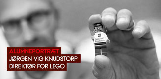 Jørgen Vig Knudstorp, direktør for LEGO